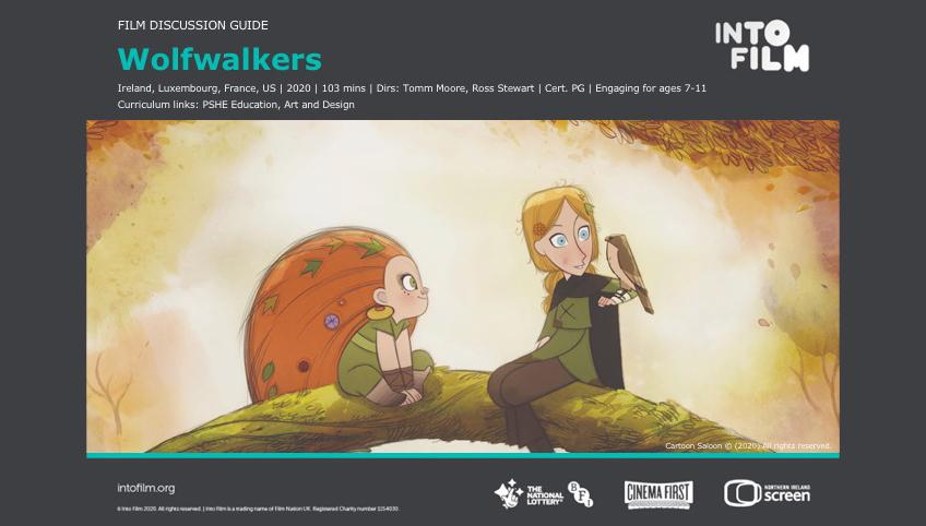 Film guide wolfwalkers