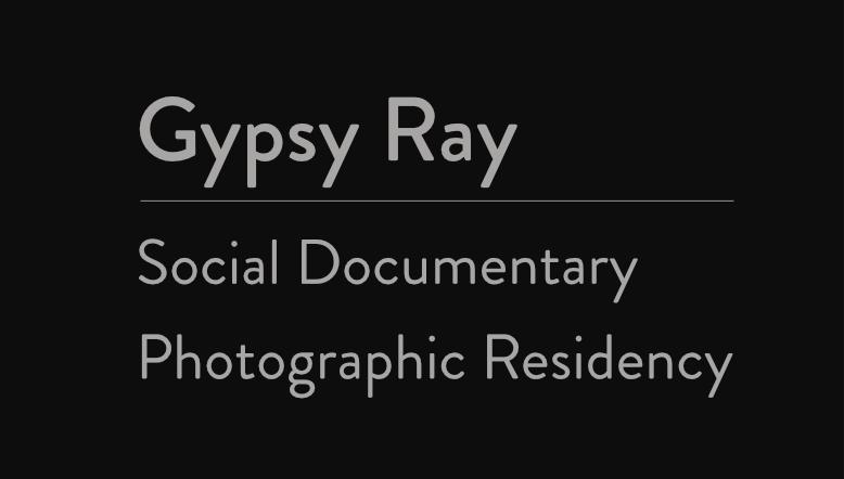 Gyspy Ray Residency Header dark Grey1