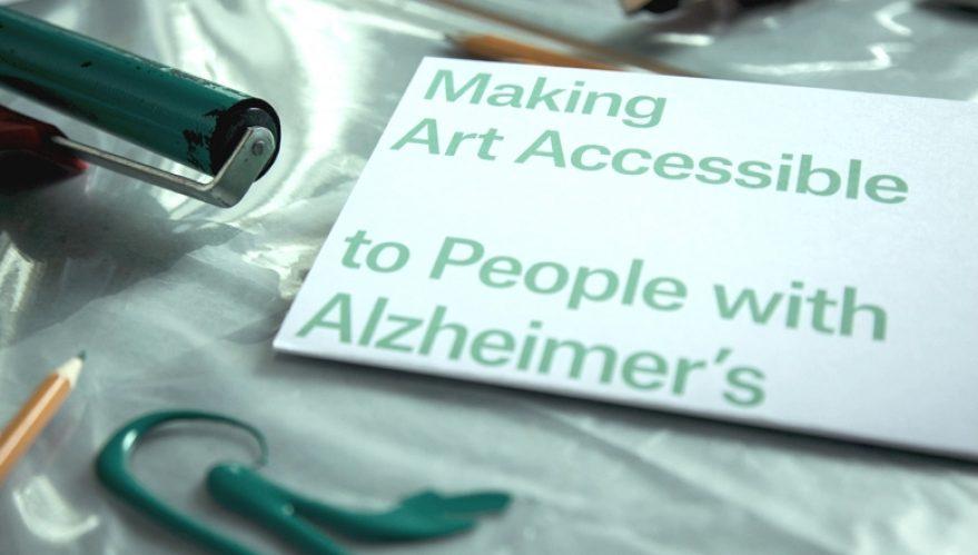 Arts Dementia Banner