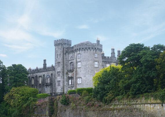 Castle Medieval Mile Banner copy