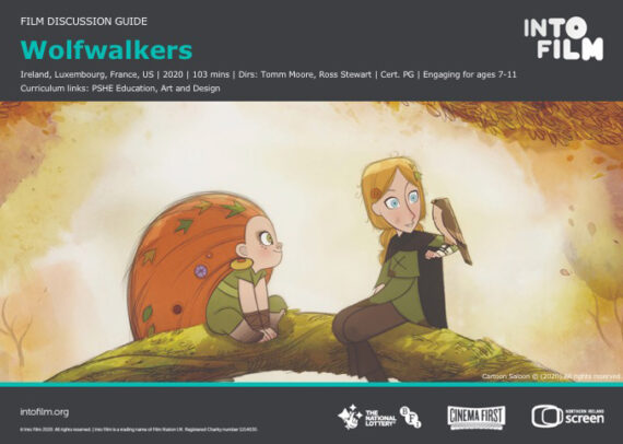 Film guide wolfwalkers