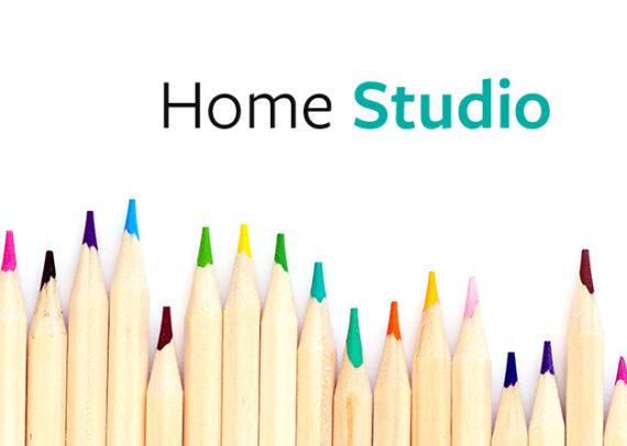Home Studio banner