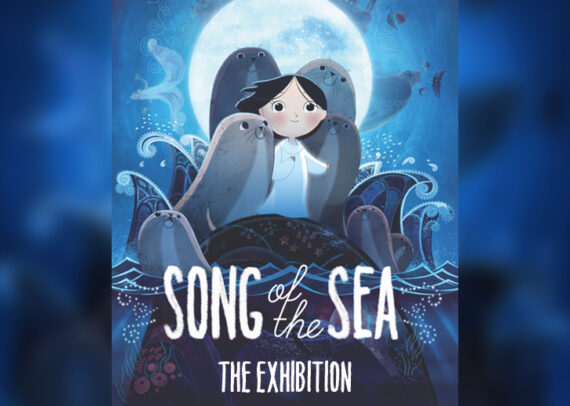 Song of the Sea Banner