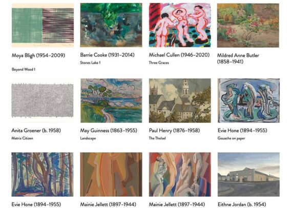 View the Butler Gallery Collection Online