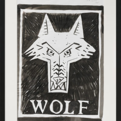 WolfWalkers: The Exhibition, Artist Credit: Eduardo Damasenco, Photography: Roland Paschhoff