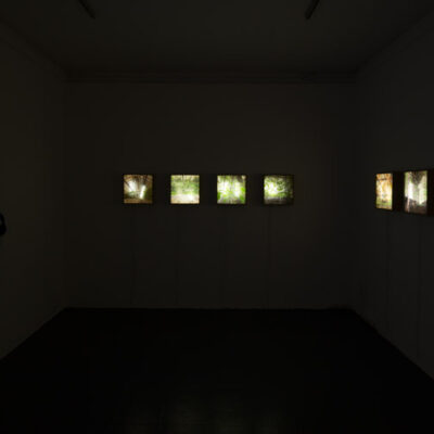 Eamon O'Kane, Installation View, Credit: Photography Roland Paschhoff