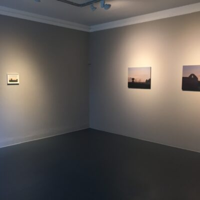 Eithne Jordan, Installation View, Credit: Photography Roland Paschhoff
