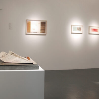 Installation View: Moya Bligh (1954 – 2009), Gift from the Bligh and Sato Families