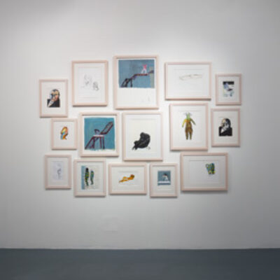 Janet Mullarney, Installation View, Credit: Photography Roland Paschhoff