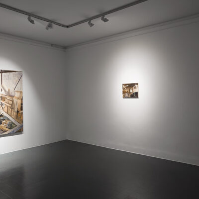 Kevin Cosgrove, Installation View, Credit: Photography Roland Paschhoff