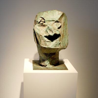 Michael Kane, 'Head I', Bronze, Ed. 1/3, 35 x 20 x 20 cm, 2006