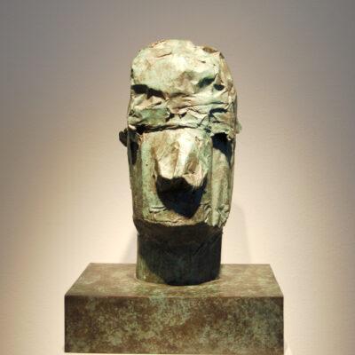 Michael Kane, 'Head II', Bronze, Ed. 1/3, 35 x 20 x 20 cm, 2006