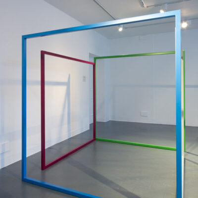 Martina Galvin, 'Cubus', Installation View, Credit: Photography Roland Paschhoff