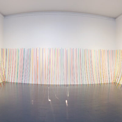 Martina Galvin, 'Colour Field', Panoramic View, Credit: Photography Roland Paschhoff