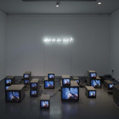 Susan MacWilliam, Modern Experiments, Faint, 1999 | Where are the dead?, 2013. Photography Ros Kavanagh