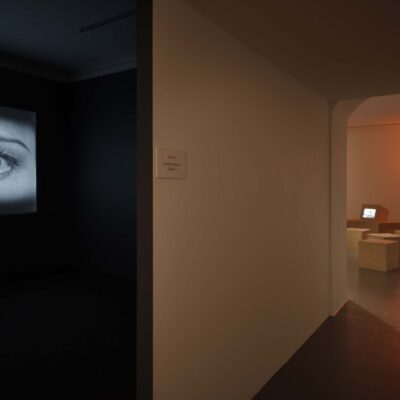 Susan MacWilliam, Modern Experiments, KATHLEEN, 2014 | Headbox, 2004 | NOW, 2013. Photography Ros Kavanagh