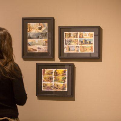 The Breadwinner Exhibition: Credit: Photography Allen Kiely