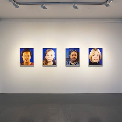 Eva O'Leary: Installation View,  Photography Roland Paschhoff
