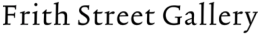 Frith Street Gallery Logo