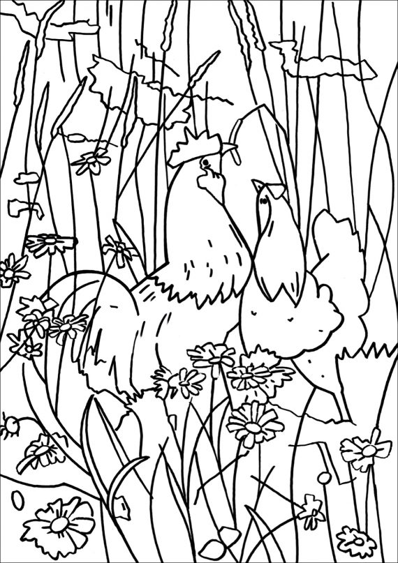 Mildred Anne Butler Butler Gallery Collection Colouring Page
