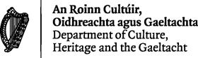 Dept culture heritage logo