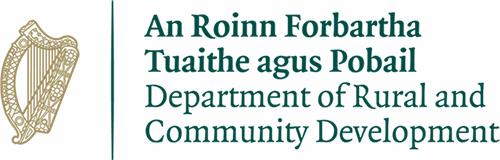 Dept of Rural & Community Dev Logo
