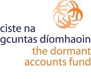 https://www.gov.ie/en/policy-information/c376c9-dormant-accounts-fund/ Logo
