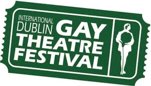 Dublin Gay Theatre Festival Logo