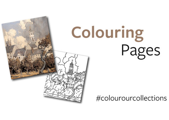 Colouring Pages Banner 3