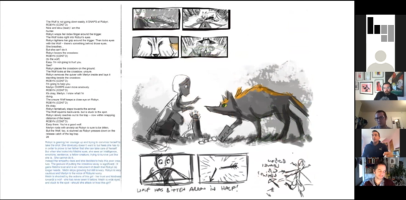 Wolf Walkers Webinar